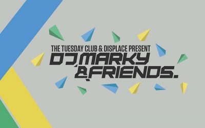 Friday 29th March: DJ Marky & Friends