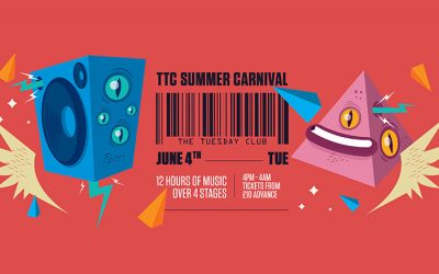 Tuesday 4th June: TTC Summer Carnival!
