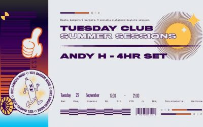 The Tuesday Club – Summer Sessions Part 2