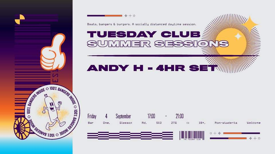 The Tuesday Club – Summer Sessions