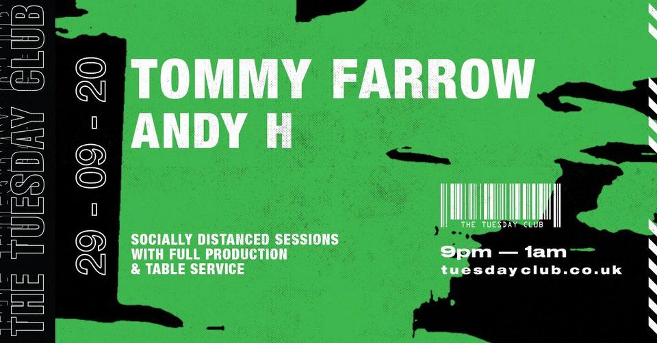 TTC – Socially Distanced w/ Tommy Farrow