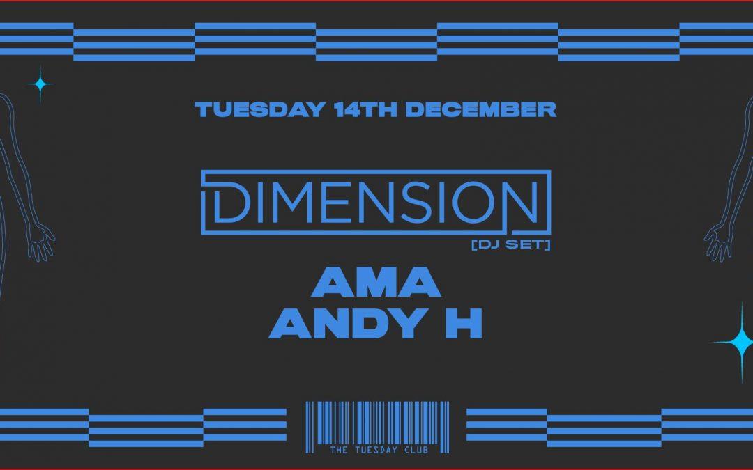 14th Dec : Dimension
