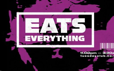 7th Dec : Eats Everything
